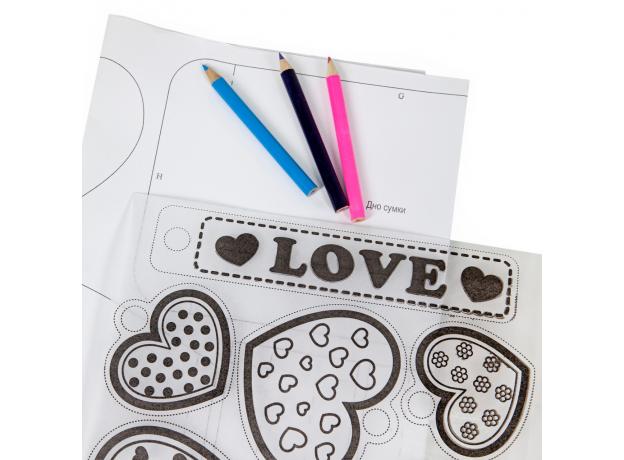 Набор для творчества CREATIVE 1054 Студия моды Love, фото , изображение 37