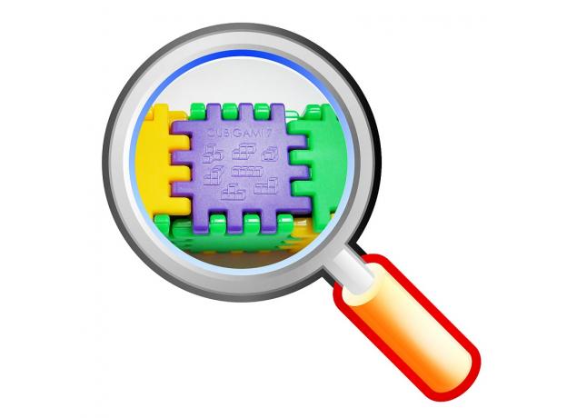 Головоломка Куби-Гами (Cubi-Gami), фото , изображение 11