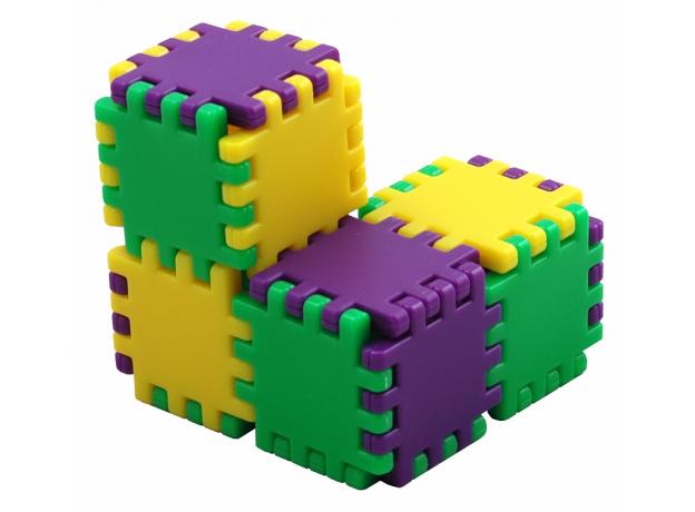 Головоломка Куби-Гами (Cubi-Gami), фото , изображение 3