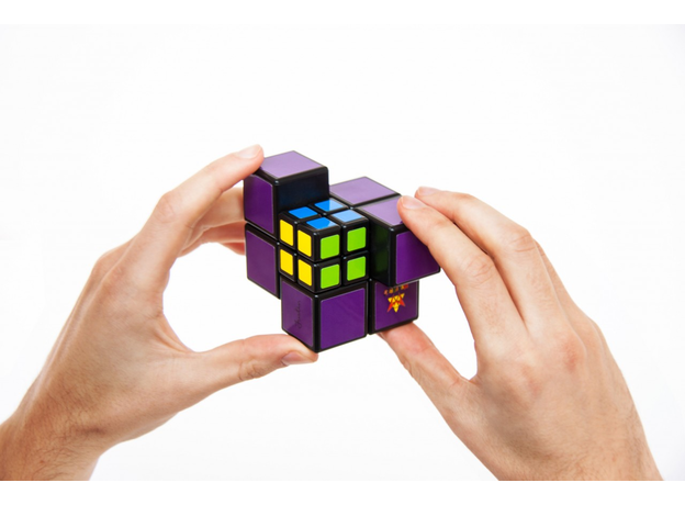 Головоломка МамаКуб (Pocket Cube) (10702070/080819/0154686/1, КИТАЙ ), фото , изображение 9