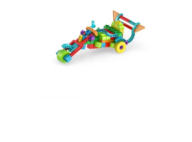 Конструктор: Набор из 20 моделей, серия QBOIDZ, штрих-код 5291664002843  ст.4, фото , изображение 17