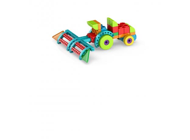 Конструктор: Набор из 20 моделей, серия QBOIDZ, штрих-код 5291664002843  ст.4, фото , изображение 43