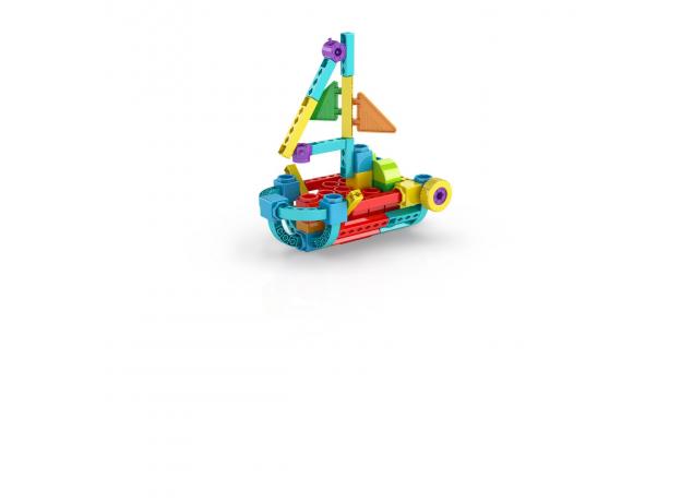 Конструктор: Набор из 20 моделей, серия QBOIDZ, штрих-код 5291664002843  ст.4, фото , изображение 19
