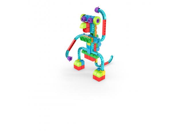 Конструктор: Набор из 20 моделей, серия QBOIDZ, штрих-код 5291664002843  ст.4, фото , изображение 27