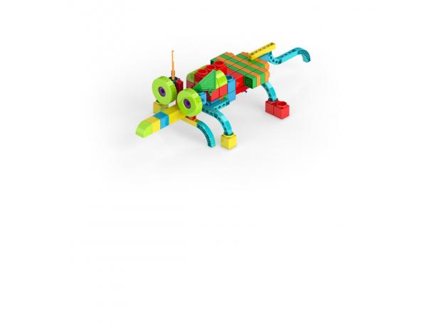 Конструктор: Набор из 20 моделей, серия QBOIDZ, штрих-код 5291664002843  ст.4, фото , изображение 23