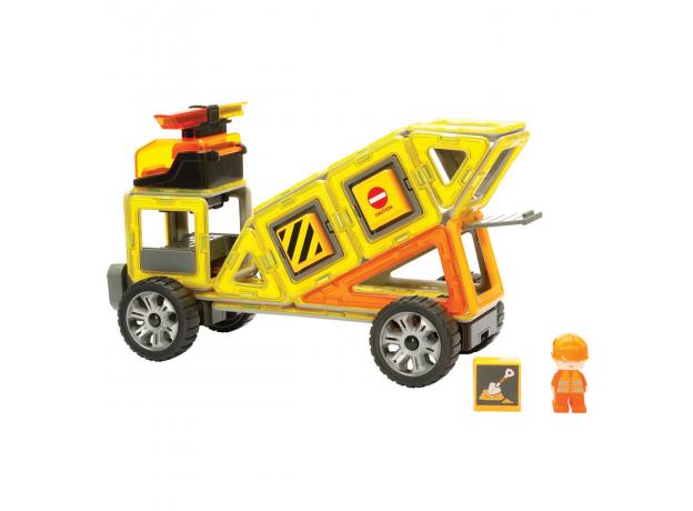 Магнитный конструктор MAGFORMERS 717004 Amazing Construction Set, фото , изображение 7