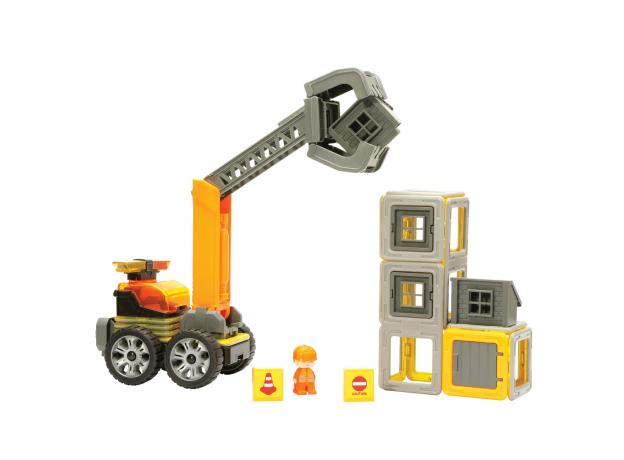 Магнитный конструктор MAGFORMERS 717004 Amazing Construction Set, фото , изображение 4
