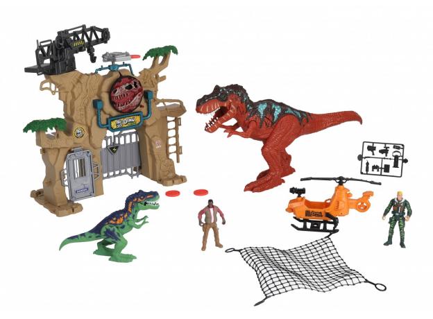 542092 Игровой набор: Охота на динозавров. Штурм ворот, фото , изображение 2
