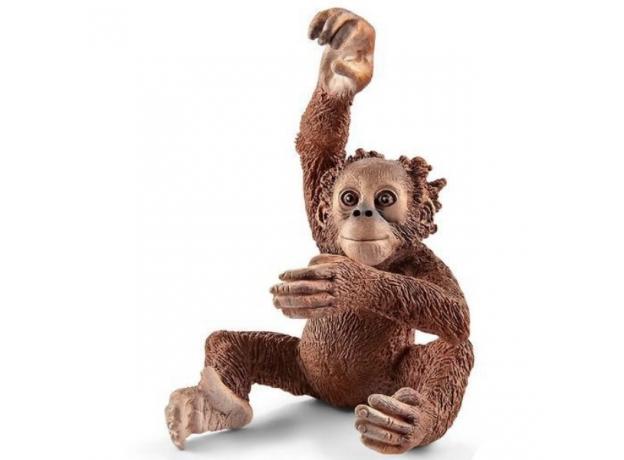 SCHLEICH Орангутан, детеныш 14776, фото