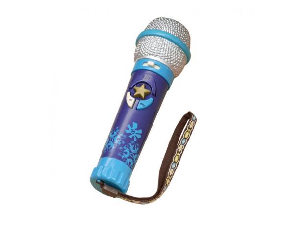 Записывающий игрушечный микрофон B.Toys (Battat) «Okideoki», фото