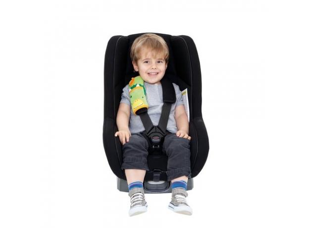 TRUNKI Накладка-чехол для ремня безопасности в авто, ДИНО 0105-GB01, фото , изображение 2