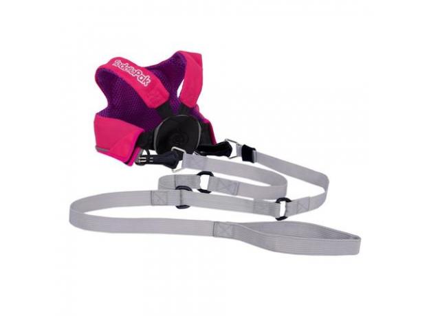 TRUNKI Ремень-поводок учимся ходить розовый Бэтси 0151-GB01, фото , изображение 4