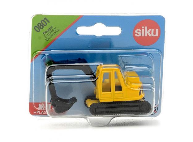 SIKU Экскаватор 0801, фото , изображение 4