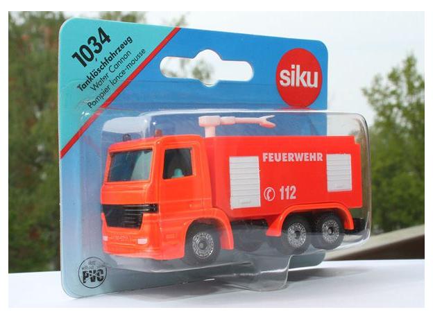 SIKU Пожарная машина 1034, фото , изображение 2