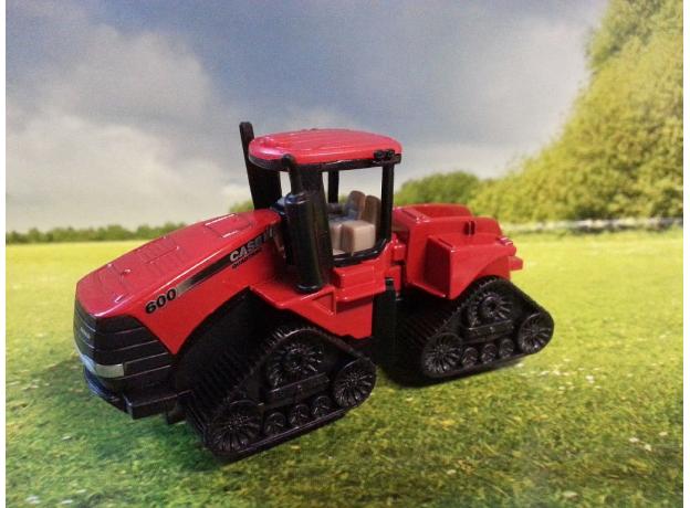 SIKU Трактор гусеничный 1324, фото , изображение 4