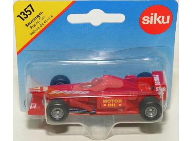 SIKU Гоночная машина 1357, фото , изображение 5