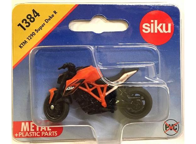 SIKU Мотоцикл спортивный KTM 1384, фото , изображение 2