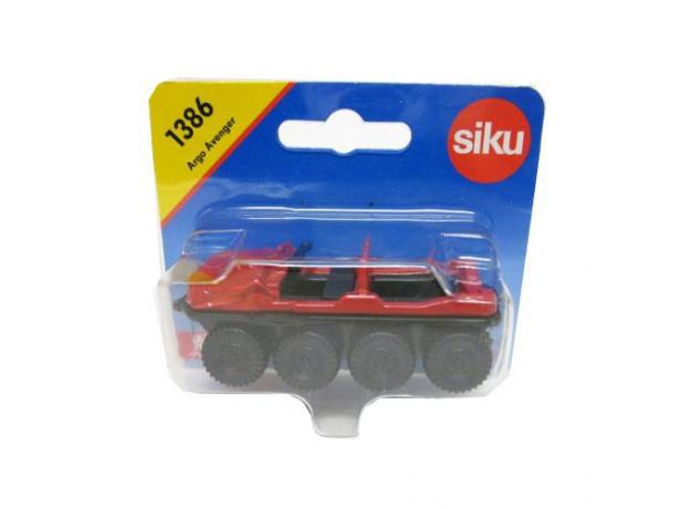 SIKU Вездеход Argo Avenger 1386, фото , изображение 3