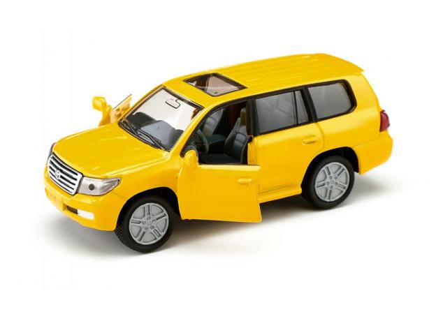 SIKU Тойота Лэндкрузер 1440, фото , изображение 2