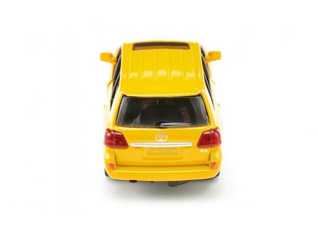 SIKU Тойота Лэндкрузер 1440, фото , изображение 3