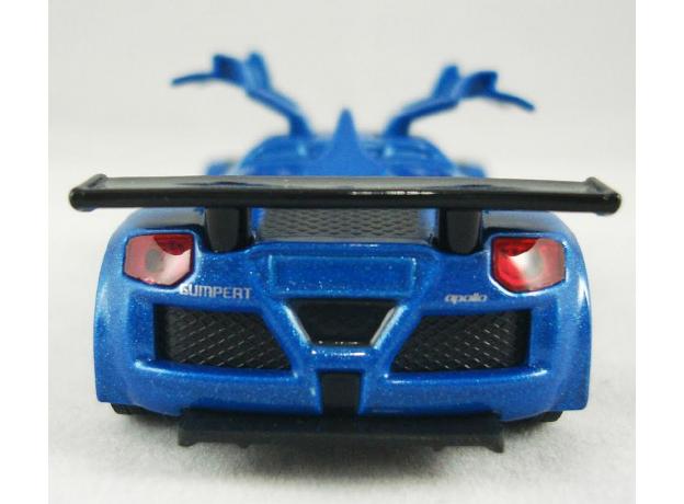SIKU Машина Гумперт Аполло 1444, фото , изображение 3