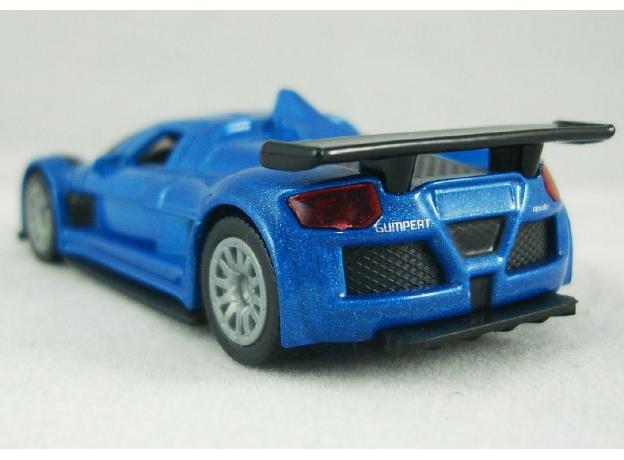 SIKU Машина Гумперт Аполло 1444, фото , изображение 5