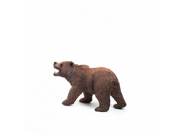 SCHLEICH Медведь Гризли 14685, фото , изображение 2