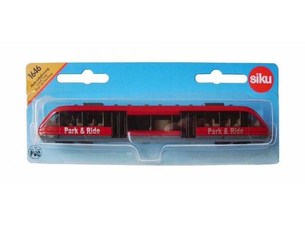 SIKU Пригородный поезд 1646, фото , изображение 2