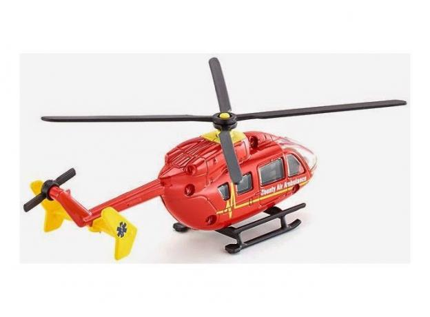 SIKU Вертолет (1:87) 1648, фото , изображение 2
