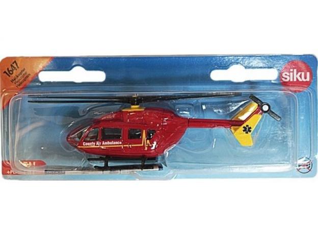 SIKU Вертолет (1:87) 1648, фото , изображение 4