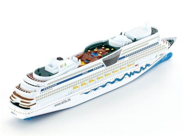 SIKU Круизный лайнер (1:1400) 1720, фото , изображение 3