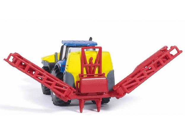 SIKU Трактор с опрыскивателем 1799, фото , изображение 3
