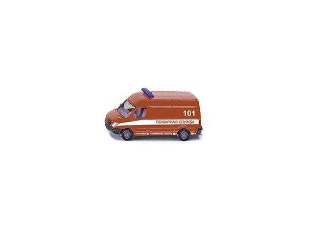 SIKU Набор машинок Пожарная служба 1818RUS, фото , изображение 3