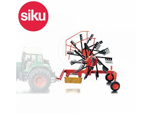 SIKU Прицеп - рыхлитель 2452, фото , изображение 3