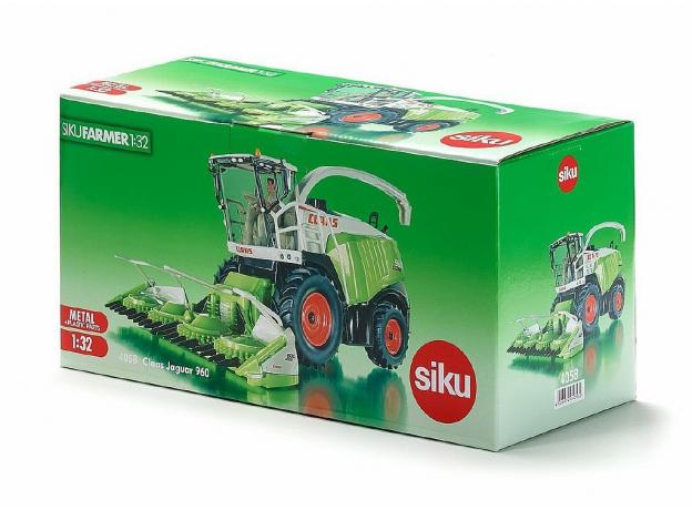 SIKU Комбайн для сборки кукурузы (1:32) 4059, фото , изображение 2