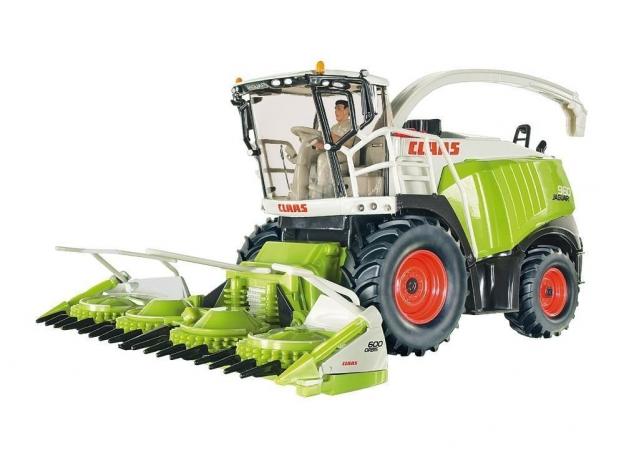 SIKU Комбайн для сборки кукурузы (1:32) 4059, фото , изображение 3
