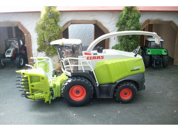 SIKU Комбайн для сборки кукурузы (1:32) 4059, фото , изображение 8