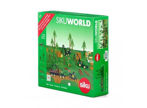 SIKU Набор для лесного хозяйства 5606, фото , изображение 2