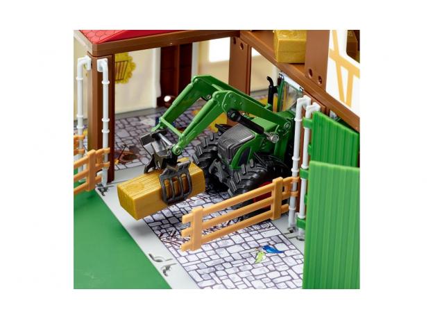 SIKU Конюшня с трактором 5609, фото , изображение 5