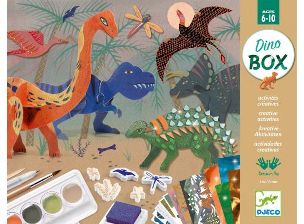 DJECO Набор для творчества Динозавр 09331, фото , изображение 10