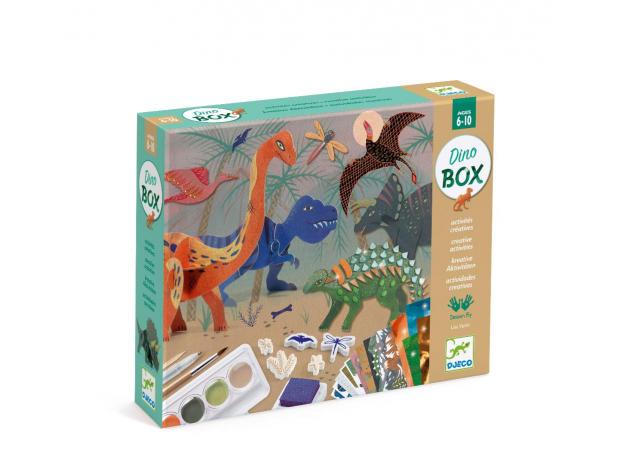 DJECO Набор для творчества Динозавр 09331, фото