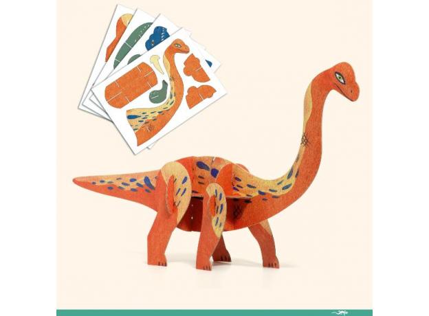 DJECO Набор для творчества Динозавр 09331, фото , изображение 5