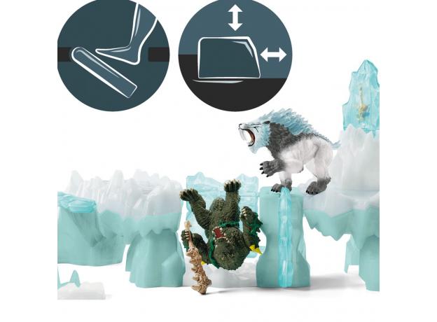 SCHLEICH Нападение на ледяную крепость 42497, фото , изображение 6
