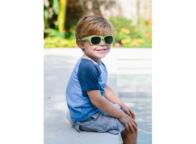С/з очки Babiators Original Navigator. Восхитительный лайм (Sublime Lime). Junior (0-2). Арт. NAV-00, фото , изображение 9