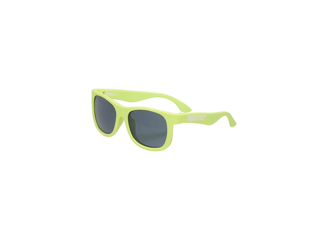 С/з очки Babiators Original Navigator. Восхитительный лайм (Sublime Lime). Junior (0-2). Арт. NAV-00, фото