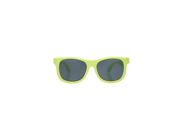 С/з очки Babiators Original Navigator. Восхитительный лайм (Sublime Lime). Junior (0-2). Арт. NAV-00, фото , изображение 2