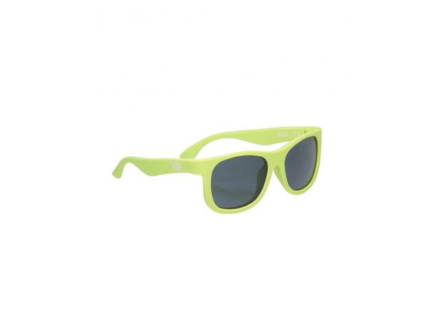 С/з очки Babiators Original Navigator. Восхитительный лайм (Sublime Lime). Junior (0-2). Арт. NAV-00, фото , изображение 3