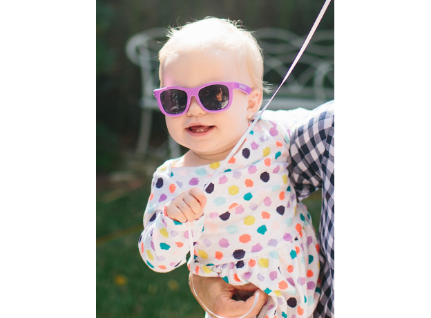 С/з очки Babiators Original Navigator. Фиолетовое царство (Purple Reign). Junior (0-2). Арт. NAV-005, фото , изображение 11