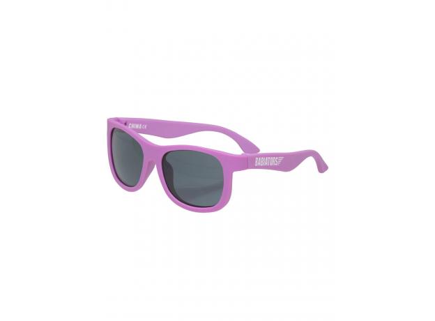 С/з очки Babiators Original Navigator. Фиолетовое царство (Purple Reign). Junior (0-2). Арт. NAV-005, фото