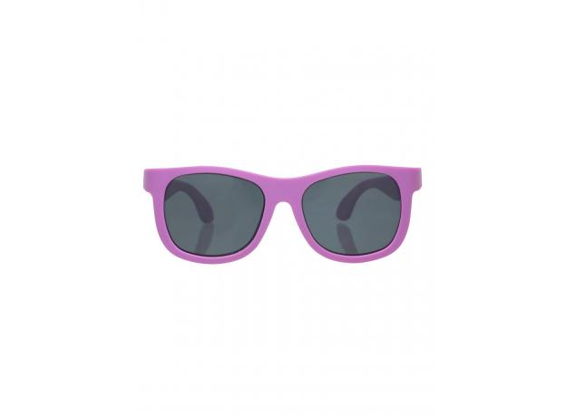 С/з очки Babiators Original Navigator. Фиолетовое царство (Purple Reign). Junior (0-2). Арт. NAV-005, фото , изображение 2